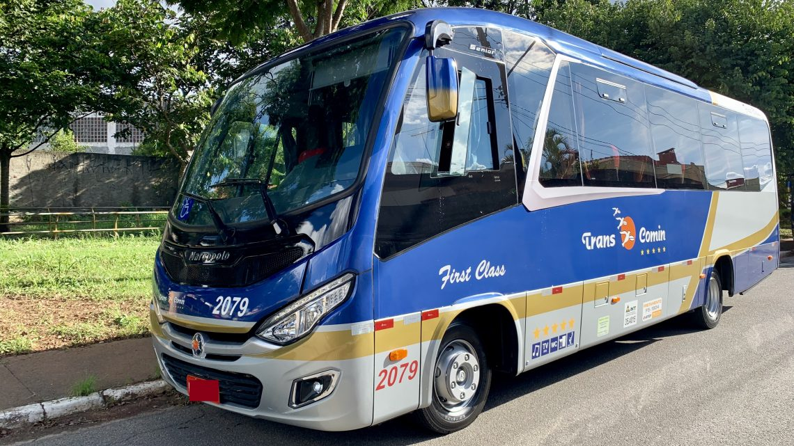 Baby Bus 30 Lugares com toalete